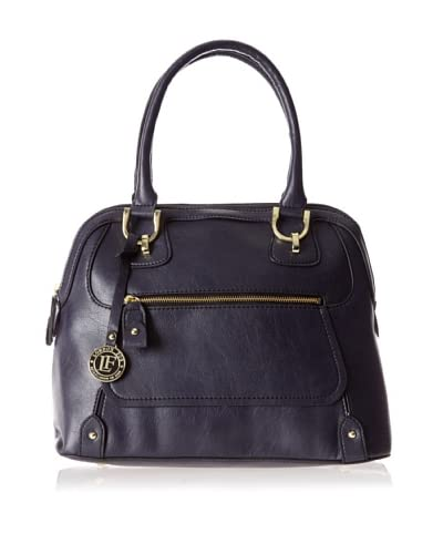 London Fog Women's Knightsbridge Dome Satchel