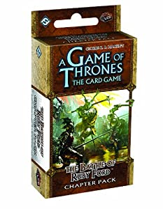 Game Of Thrones - 330953 - Jeu De Cartes - Battle Of Ruby Ford Revised