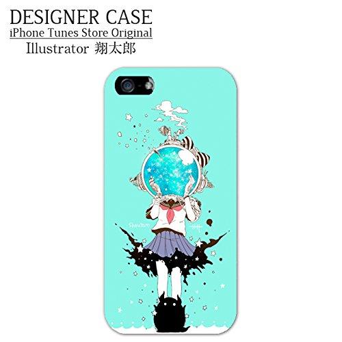 iPhone6S/6ハードケース「1」人気イラストレーター・翔太郎◇ アイフォンケースカバー