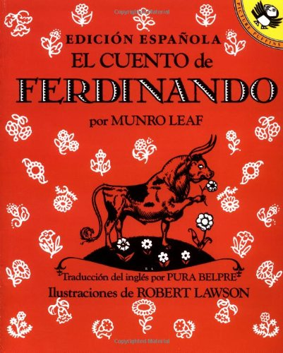 El Cuento de Ferdinando (The Story of Ferdinand in Spanish)  (Picture Puffins) - Munro Leaf