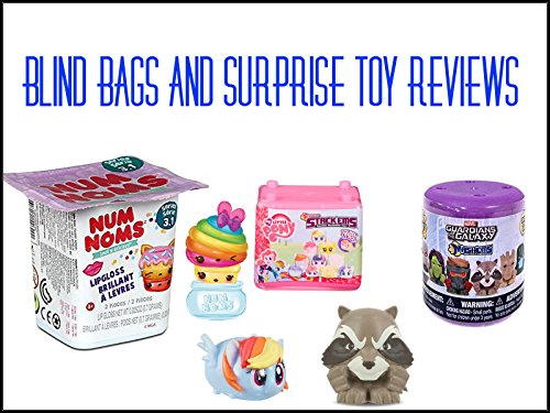 Review: Blind Bags and Surprise Toy Reviews on Amazon Prime Instant Video UK