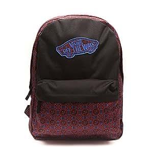 vans damen rucksack g realm backpack geometric daz 40. Black Bedroom Furniture Sets. Home Design Ideas