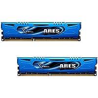 G.SKILL Ares Series 16GB 2 X 8GB 240-Pin DDR3 SDRAM DDR3 1600 PC3 12800 Intel Z87 Z77 Z68 P67 Low Profile Extreme...