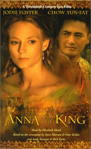 Anna and the King, Elizabeth Hand