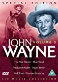John Wayne Collection, The - Vol 3 [DVD] [2004]