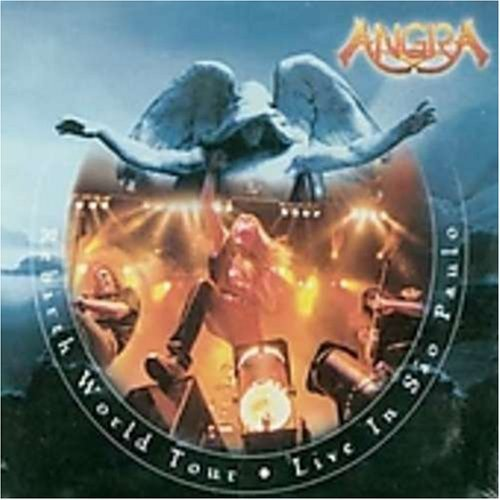 Rebirth World Tour:Live in S by Angra (2003-12-02)