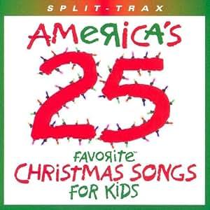 america 39 s 25 america 39 s 25 favorite christmas songs for kids music. Black Bedroom Furniture Sets. Home Design Ideas