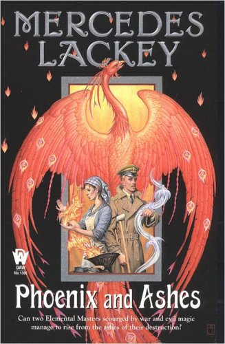 Cover of Phoenix and Ashes (Elemental Masters, Book 3)