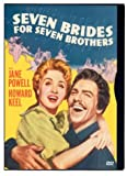 Seven Brides for Seven Brothers [DVD] [1954] [Region 1] [US Import] [NTSC]