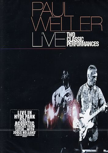 Paul Weller - Live - Two Classic Performances [DVD] [2002] [1992]