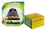 Crayola Digital Light Designer with Crayola AC Power Adapter