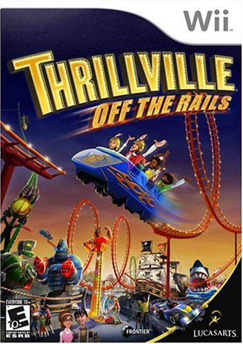 Thrillville: Off the Rails