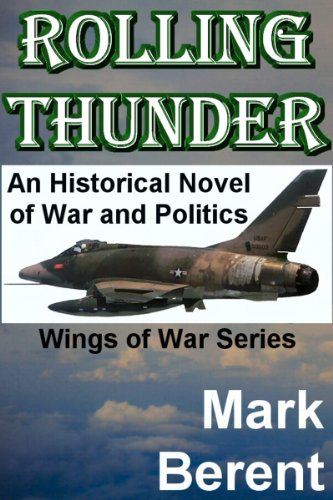 Rolling Thunder by Mark Berent ebook deal