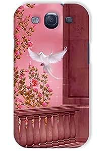 IndiaRangDe Hard Back Cover FOR Samsung Galaxy S3 III I9300