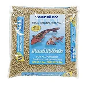 Hartz Wardley Pond Pellets, 5-Pound