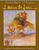 PAINTINGS OF J ALLEN ST JOHN PB: Grand Master of Fantasy (1887591877) by Korshak, Stephen