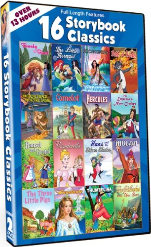 16 Storybook Classics (Storybook Classics compare prices)