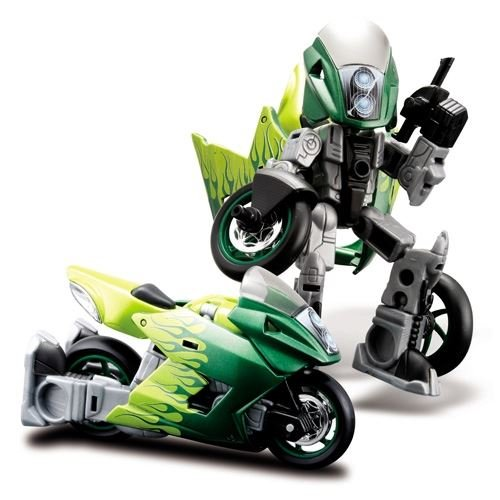 Maisto Cykons MAXIMUS Transformable Motorcycle #35003