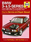A. K. Legg BMW 3 and 5 Series Service and Repair Manual (Haynes Service and Repair Manuals)