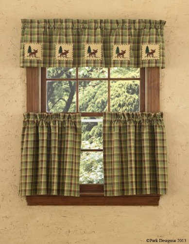Moose Curtains Shop Everything Log Homes