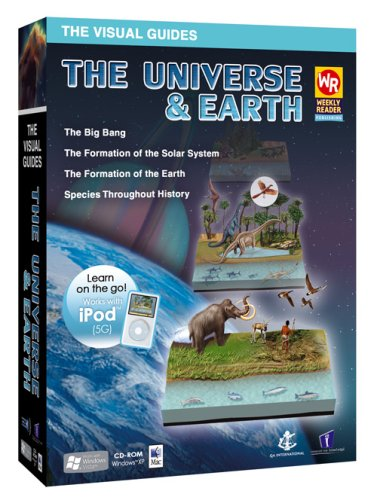 Weekly Reader Visual Guides: The Universe & Earth front-684264