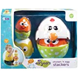 Earlyears Chicken 'n Egg Stackers