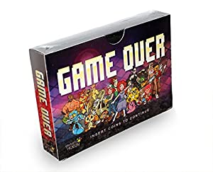 Game Over: The 2 - 6 Player Battle Royale Card Game
