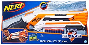 NERF N-Strike Elite Rough Cut Blaster