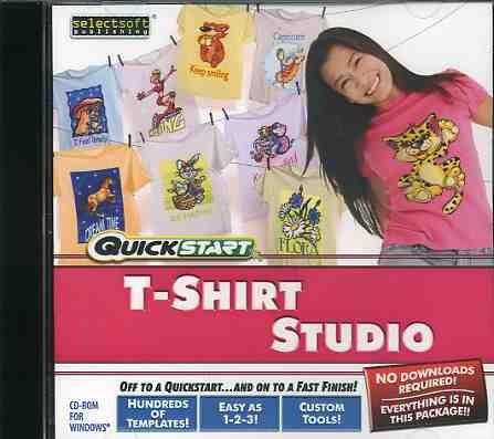 Quickstart QS-TSHIRTST T-shirt Studio [windows 98/me/2000/xp]