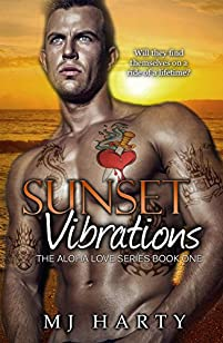 Sunset Vibrations by MJ Harty ebook deal