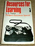 Resources for learning (Penguin education special) (0140801766) by Taylor, L. C