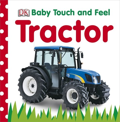 Tractor (Baby Touch And Feel) front-671028