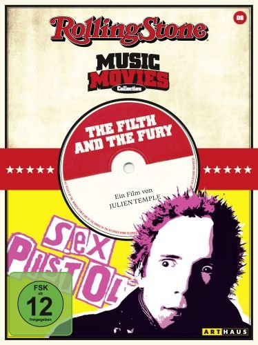 The Filth and the Fury - Rolling Stone Music Movies Collection [Alemania] [DVD]
