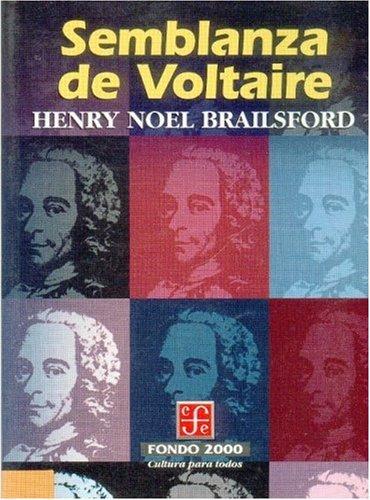 Semblanza de Voltaire (Historia) (Spanish Edition)