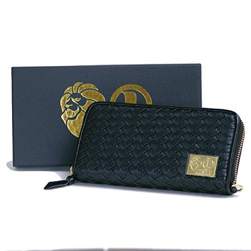 (ネスタ ブランド) NESTA BRAND 財布 ロング ウォレット 長財布 WALLET-4 NNZ-91 (ブラック)