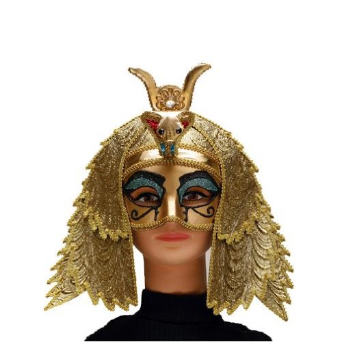 Egyptian Goddess Venetian Mask