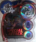 Bakugan Special Attack Dual Elfin Revolution [Grey] Changing G Power & attribute New In Package