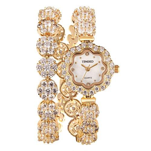 time100-damenuhr-dekoratives-zifferblatt-langerer-band-armbanduhr-quarz-analog-uhr-gold-w50532l04a