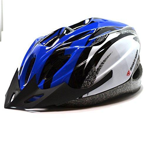 AHKAH WORKS 高機能 自転車用ヘルメット S05 (青)