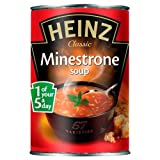 Heinz Minestrone Soup 6x400g
