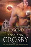 Once Upon a Highland Legend: A Novella (Guardians of the Stone)