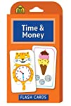 Flash Cards-Time and Money 50Pkg