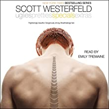 Specials: Uglies, Book 3 (       UNABRIDGED) by Scott Westerfeld Narrated by Emily Tremaine