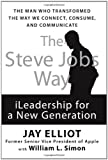 Cover of The Steve Jobs Way by Jay Elliot 1593156391