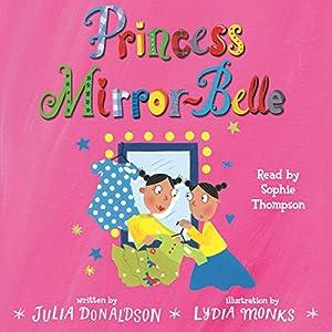 Princess Mirror-Belle Audiobook