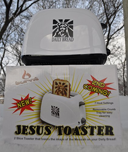 The Jesus Toaster (Burnt Toaster compare prices)