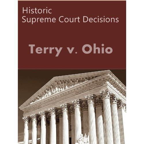 Terry vs ohio case