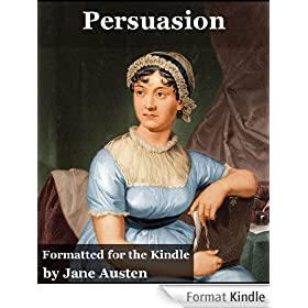 Persuasion (Annotated, Illustrated)
