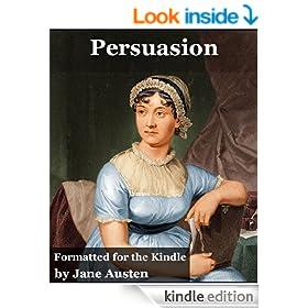 Persuasion (Annotated, Illustrated)
