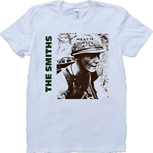 The Smiths Meat Is Murder White, Custom Made